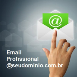 Registro do Domínio e email profissional seudominio.com.br